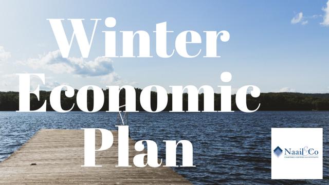 Winter Economic Plan