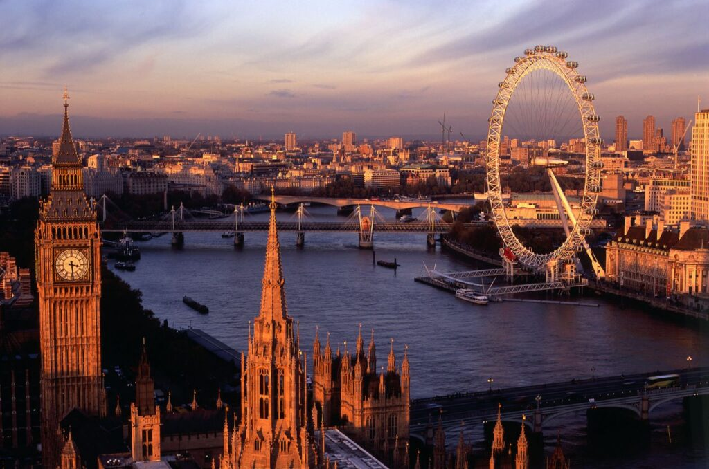 Accountancy firm in London