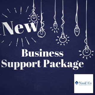 New Business support package