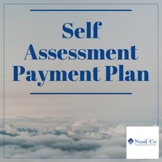 Self Assessment Payment Plan