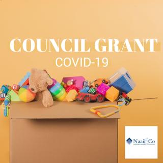Council Covid19 Grant