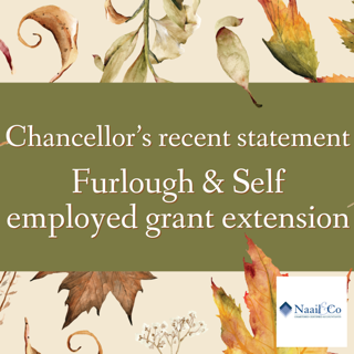 Fulough & Self employed Grant extension