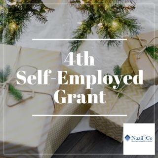 4th self employed grant