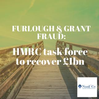Furlough & Grant fraud