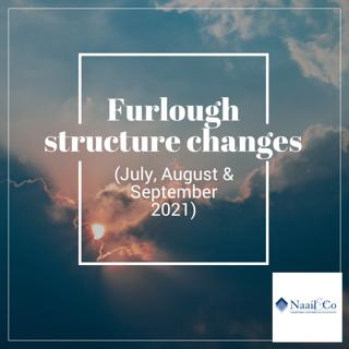 Furlough structure changes