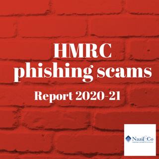 HMRC phishing scams