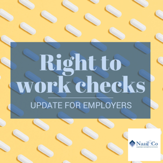Right to work checks