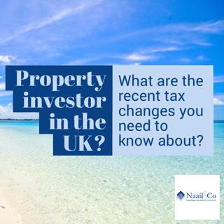 UK property investor
