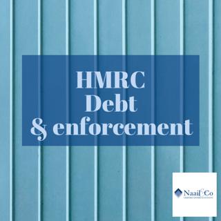 HMRC debt and enforcement